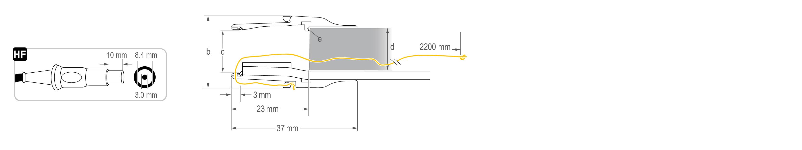 FTRD technical data